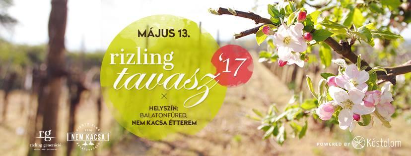 Rizling Tavasz - Kóstolom